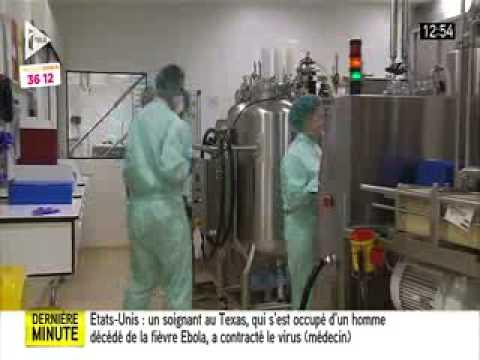 Reportage sur le groupe LFB – I Télé – 12 octobre 2014