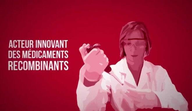 Un laboratorio farmacéutico especialista en medicamentos de origen biológico