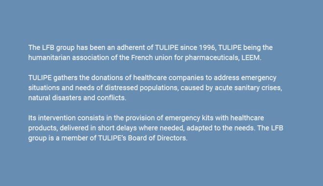 LFB: a member of Tulipe